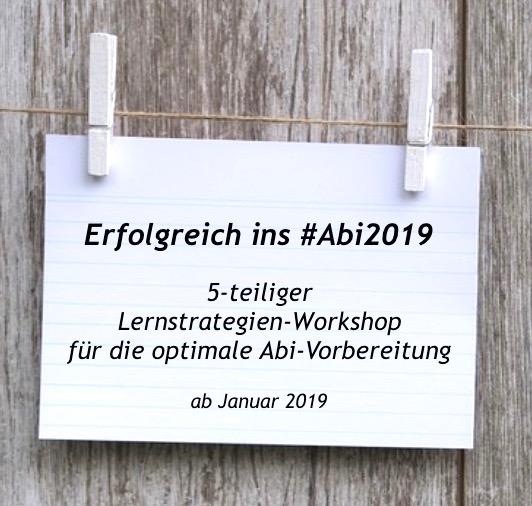Erfolgreich lernen fürs Abi 2019 in Augsburg