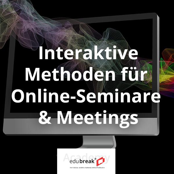 Interaktive Online-Methoden